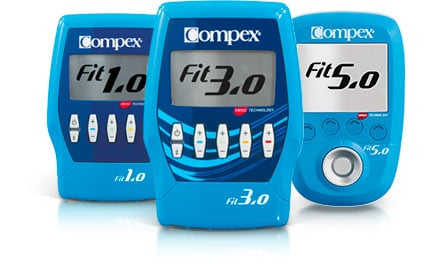Electrostimulateur Compex Fitness Fit 3.0