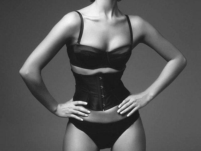 Les corsets longs et courts