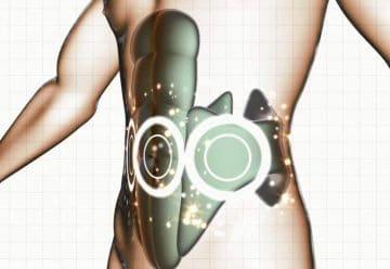 ceinture de tonification abdominale mixte slendertone